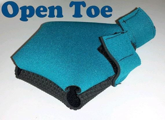 ONE Duck & Goose Shoe: Open-Toe Style