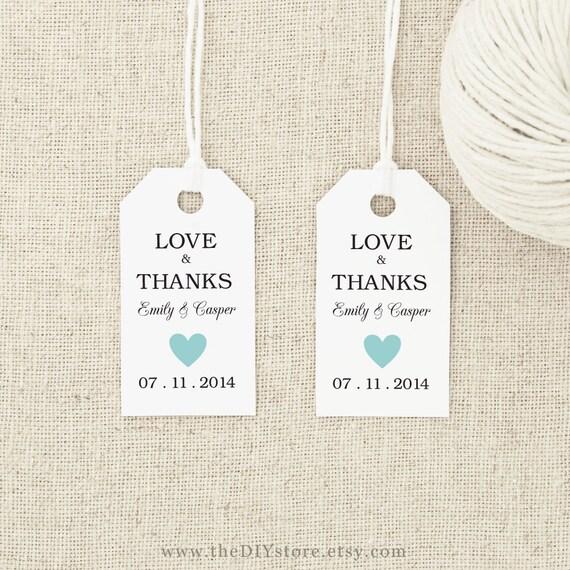 Tag Printable Text Editable Small Tag Size Hang Tags Gift Tags