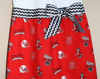 NC State Wolfpack Dress