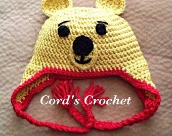 Crochet Tigger Hat Etsy