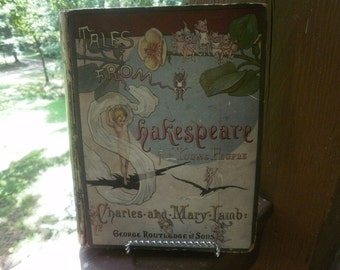 Tales from Shakespeare for Young People Charles and Mary Lamb 1882