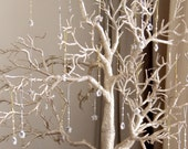 Spring Wedding Favor with Wedding Wish Tree - Spring Wedding Decor