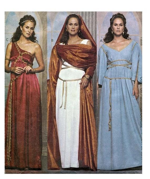 Original  Costumes On Pinterest  Togas Roman Toga And Roman Goddess Costume