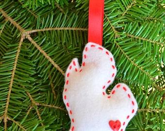 Michigan Felt Ornament