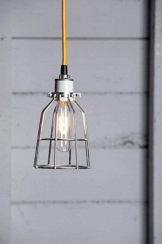 cage light pendant metal cage lamp. Black Bedroom Furniture Sets. Home Design Ideas
