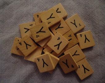 Individual Scrabble Tile Letter Y