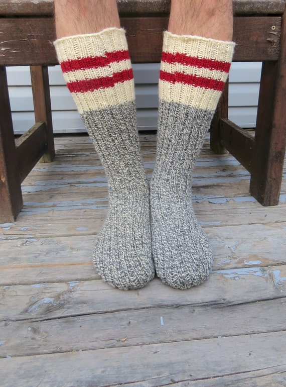 Knitting Pattern Wool Socks : Unavailable Listing on Etsy