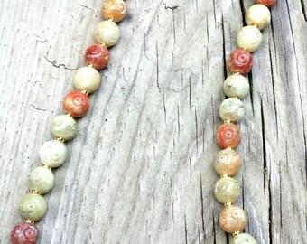 Soapstone Necklace