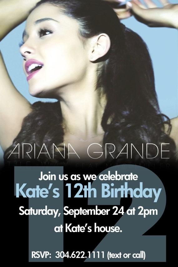 Facebook Birthday Invite as luxury invitations layout