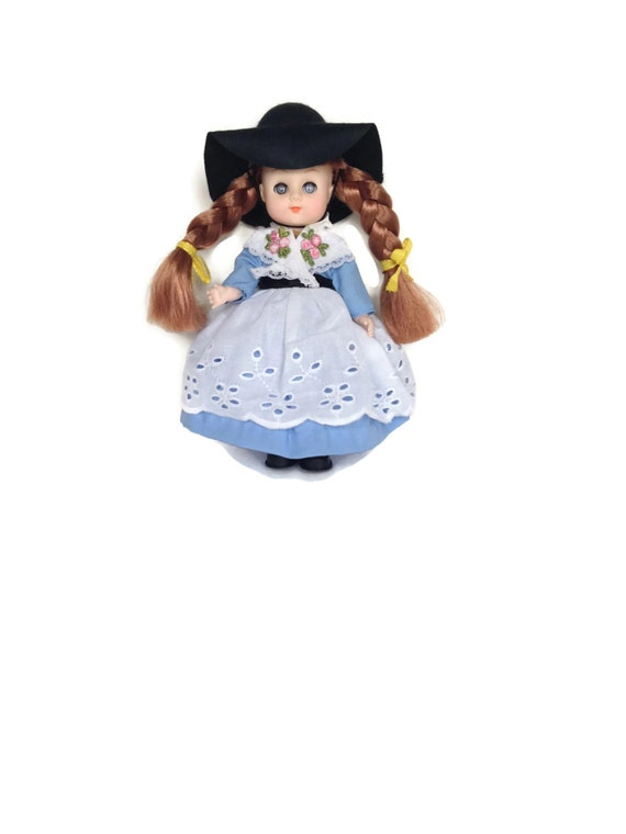 Vintage doll New Bright Collection Germany