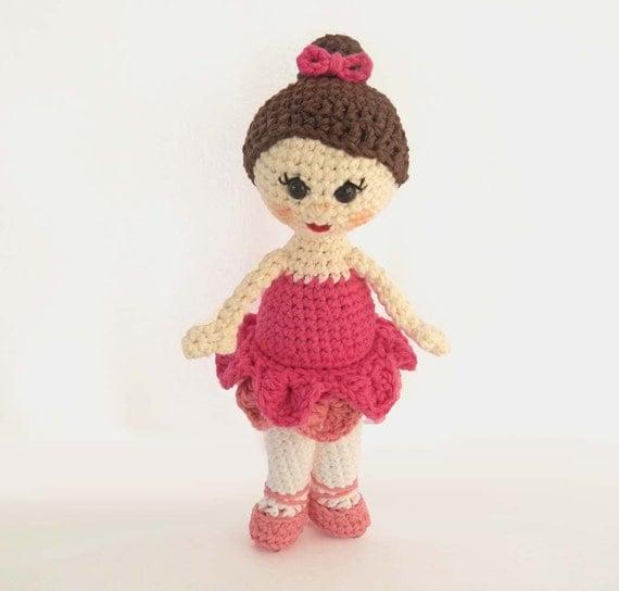 Amigurumi Doll Pattern for Crochet by HerterCrochetDesigns ...