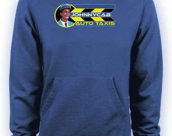 Total Recall - Johnnycab Auto Taxis Hoodie