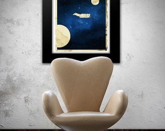 06-FF Firefly Serenity Profile Poster Print