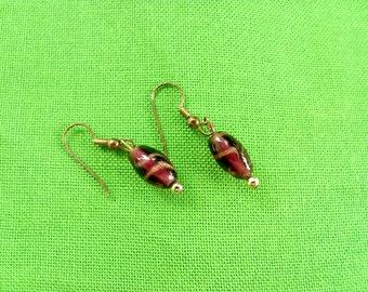 Vintage Fishhook Earrings (Item 795)