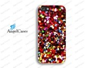 glitter iphone 5 case christmas gift iphone 5s case pink iphone 5c case iphone 4 case iphone 4s cover Apple iphone case birthday gift  NO282