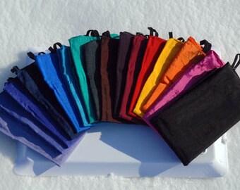 Parachute Silk Shopping Bags