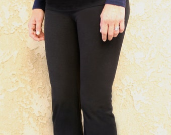Vayu Maternity Yoga Pants