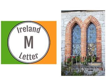 Ireland Alphabet Photography: Letter M Photograph