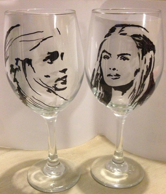 Game Of Thrones Cersei Wine Glass