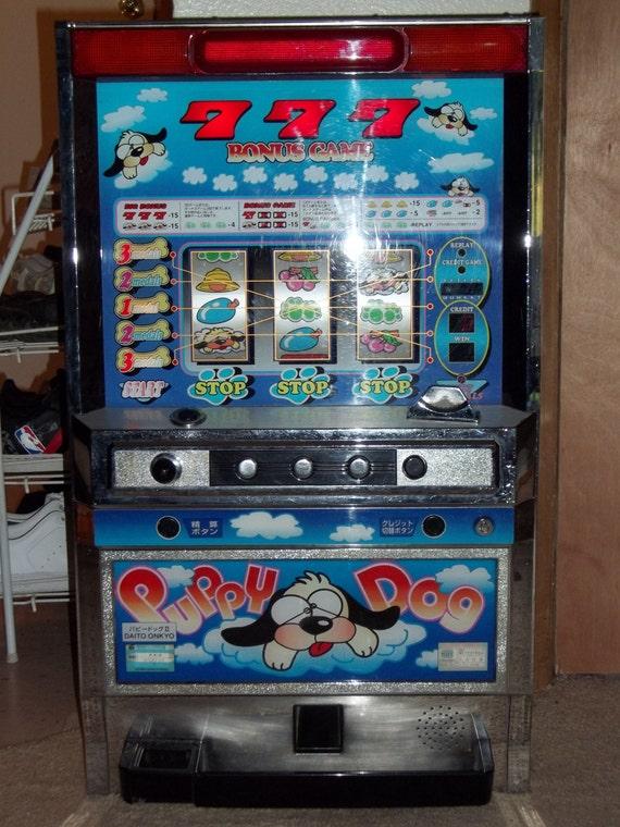Dog Slot Machine