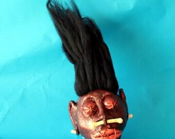 Shrunken Head Model