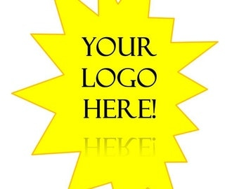 Your logo decal
