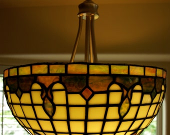 Stained Glass lamp.