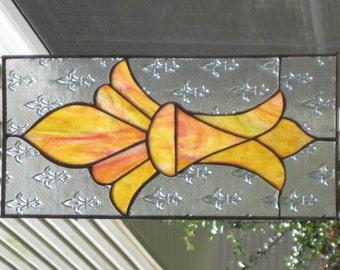 Attractive Fleur de Lis Panel