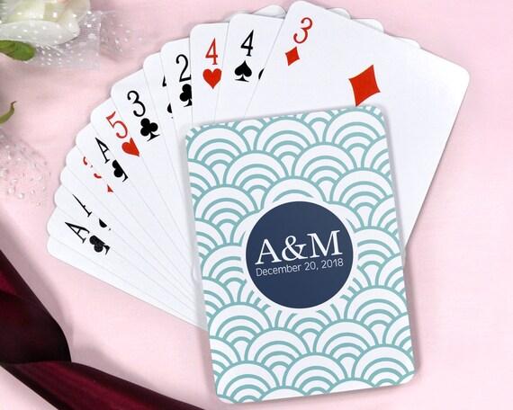 Playing cards bulk