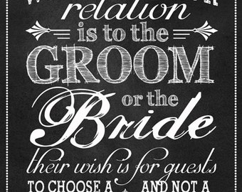 "Wedding Ceremony ""No Seating Plan"" Sign, INSTANT DOWNLOAD, 16""x20"", Printable, DIY, Sign, Seating Plan, Chalkboard, Vintage"