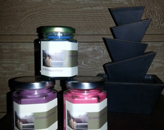 Creamy Parasoy Candles