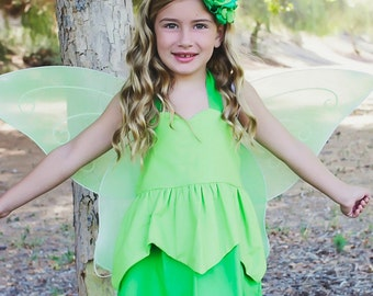 TINKER BELL Inspired Dress