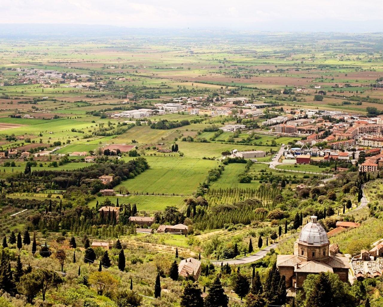 Tuscany Photography Italy Landscape Print Italian
