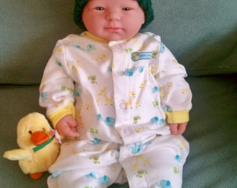 Gnome Hat - Baby size - Ready to ship - Pick your color