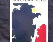 1976 Clyfford Still Book San Francisco Museum of Modern Art