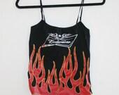 SALE!! BUDWEISER Flames Cami