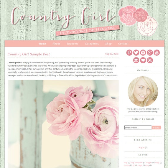 301 moved permanently for Shabby chic blog italiani