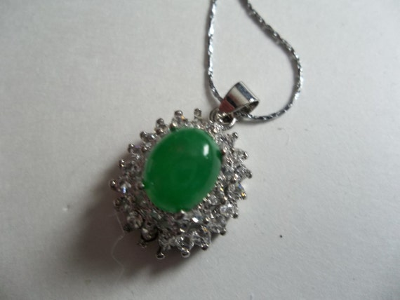 Emerald green st patricks day jewelry green by for Same day jewelry repair