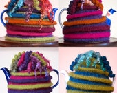 Wensleydale Tea Cosy  - KNITTING PATTERN from Great Little Gifts To Knit.