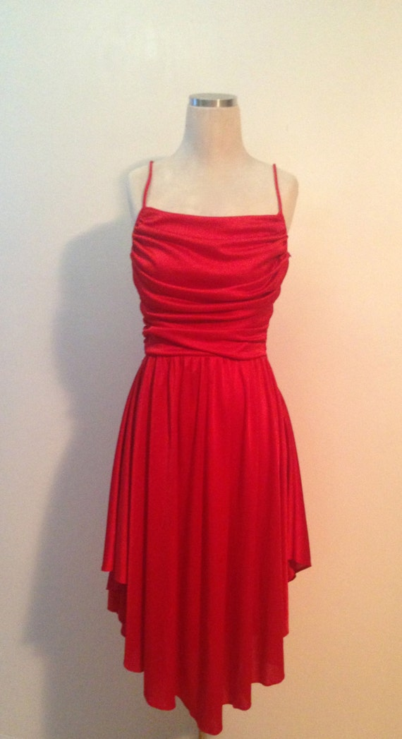 Vintage Homecoming Dresses Etsy 12