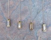 Harmonica Necklace S