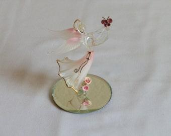 Glass Baron  pink angel