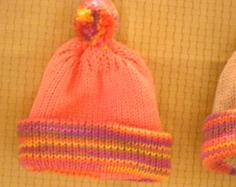 SALE - Knitted Children's Hat