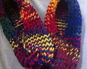 Mens size 9-11 or womans size 8-10 multi color fall slippers