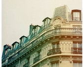 Paris Photograph - Original Fine Art Photograph - All Things Lovely  - City - Buildings - France - French Photography - Architecture - Fr