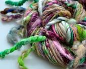 Outlaw Yarn Tassels handspun Art Yarn