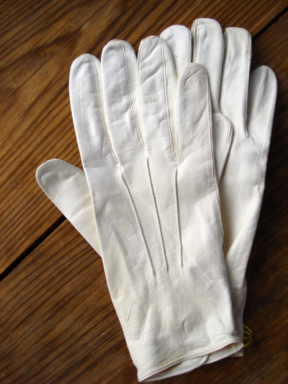 Mens leather kid gloves - Like This Item