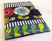 Modern Floral iPad 2 Cover also fits iPad 3 and 4