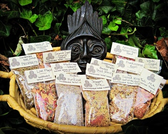 PROSPERITY Handblended Loose Incense