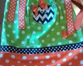 baby girl clothes-newborn pillowcase dress-girls clothing-girls pillowcase dress-halloween outfit-matching sister-baby girl-pillowcase dress